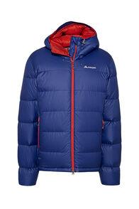 Macpac Men's NZAT Arrowsmith HyperDRY™ Hooded Down Jacket, Blueprint, hi-res