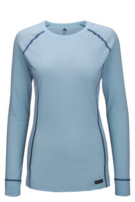 Macpac Geothermal Long Sleeve Top — Women's, Plume, hi-res