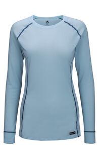 Macpac Geothermal Long Sleeve Top — Women's  (V2), Plume, hi-res
