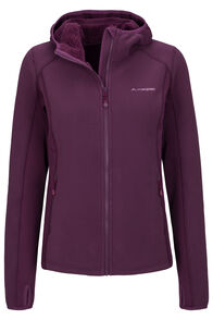 Macpac Mountain Hooded Jacket — Women's, Amaranth, hi-res