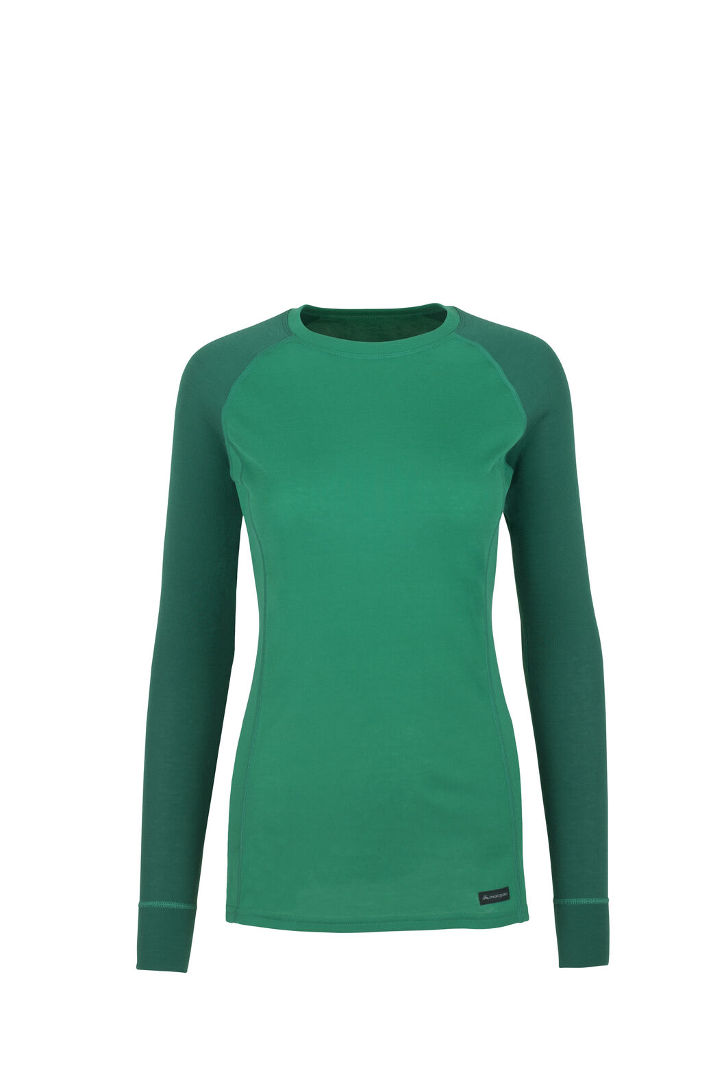 Macpac Geothermal Long Sleeve Top - Women's, Storm/Parasailing, hi-res