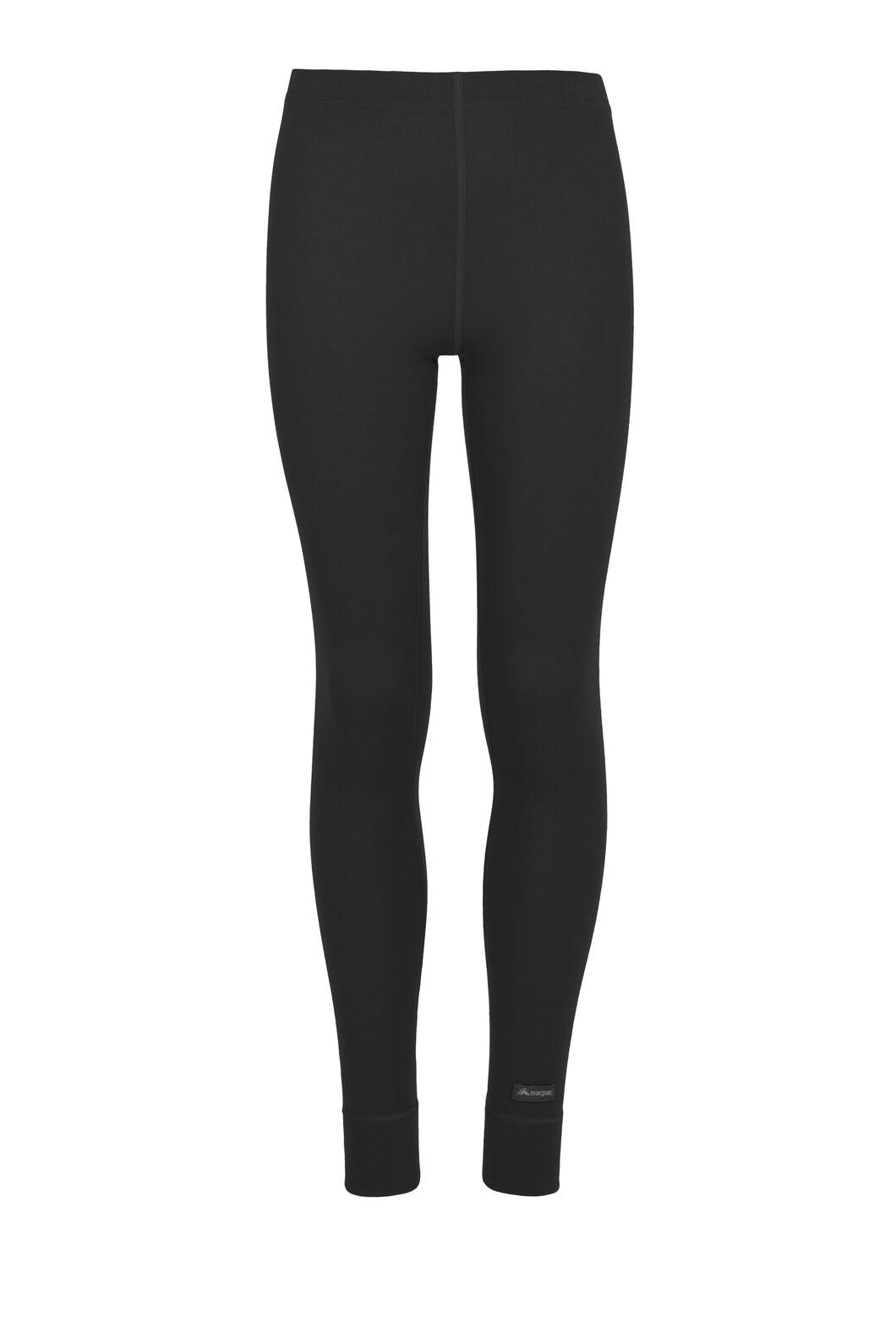 Macpac Geothermal Pants — Kids', Black, hi-res