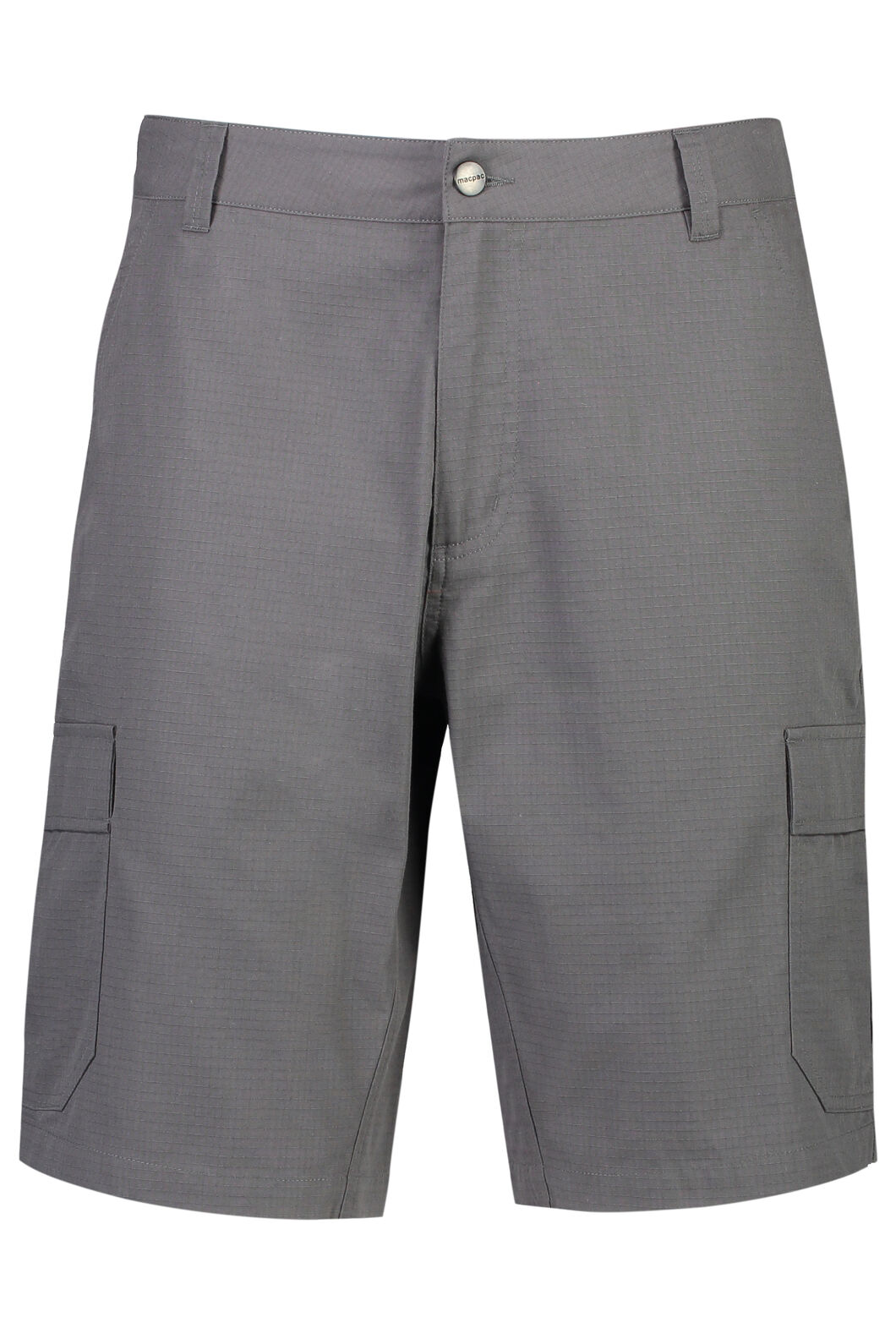 Macpac Onsight Cargo Shorts - Men's, Asphalt, hi-res