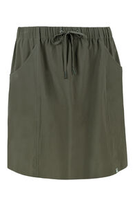 Macpac Mica Skirt — Women's, Deep Olive, hi-res