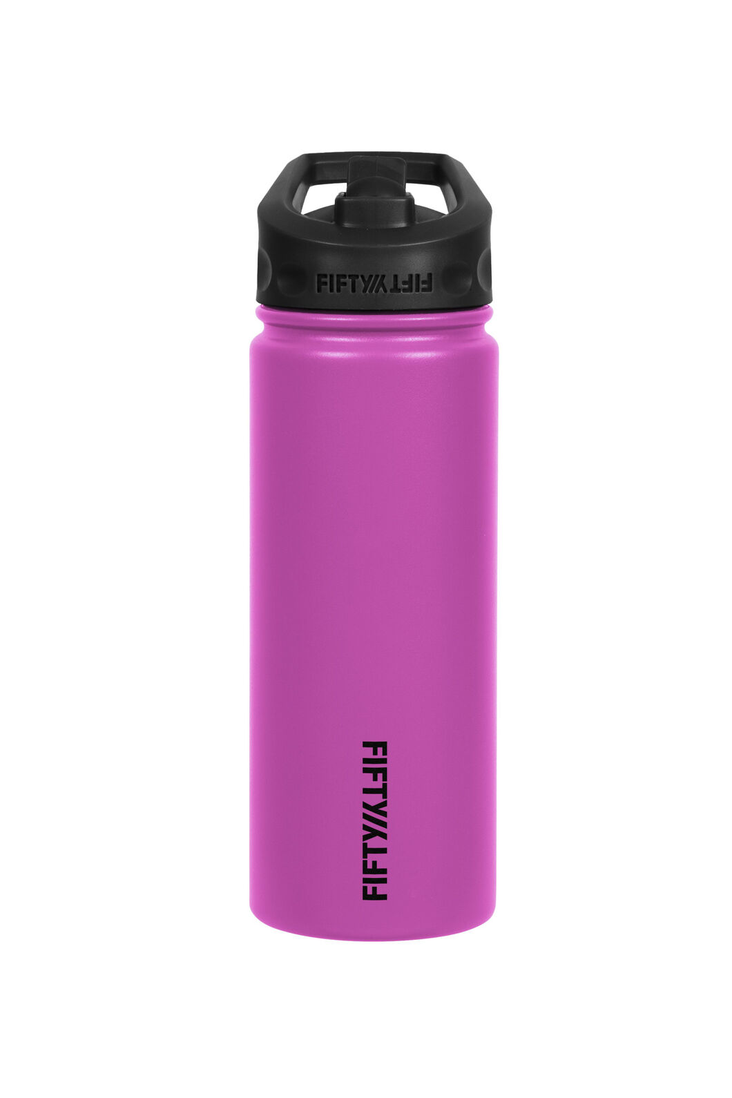 FIFTY/FIFTY® Insulated Bottle — 18 oz./530 ml, Lipstick Pink, hi-res