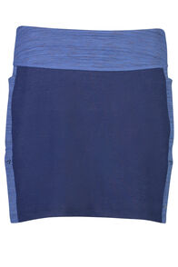 There and Back Skirt - Women's, Medieval Blue, hi-res
