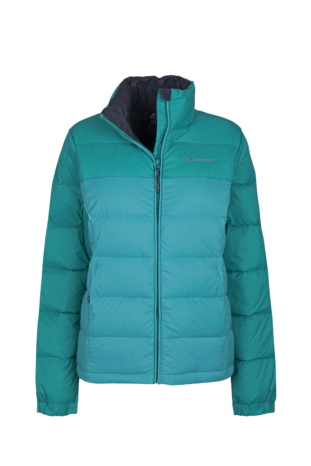 Macpac Halo Down Jacket - Women's, Latigo Bay/Parasailing, hi-res
