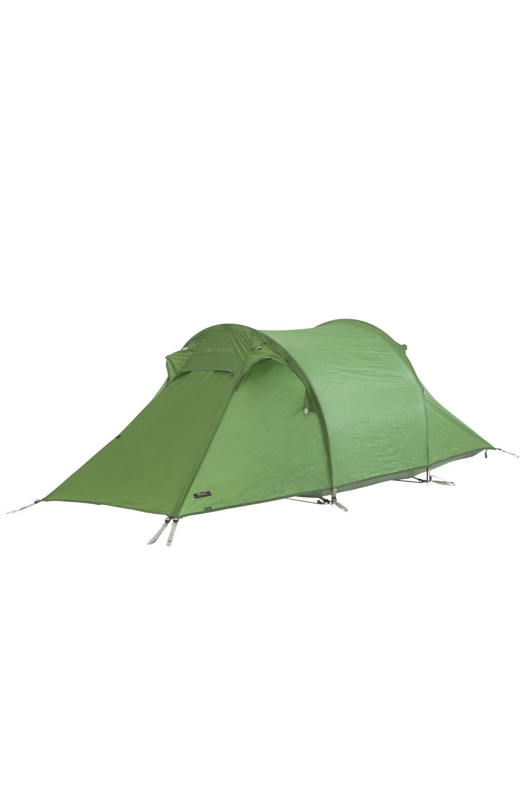 Macpac Minaret Two Person Hiking Tent, Kiwi, hi-res