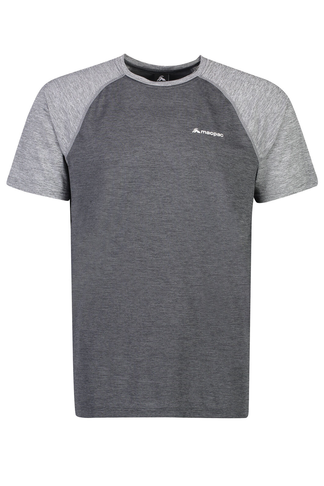 Macpac Take a Hike Short Sleeve Top - Men's, Iron Gate, hi-res