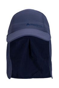 Macpac Mini Legionnaire Hat, Midnight Navy, hi-res