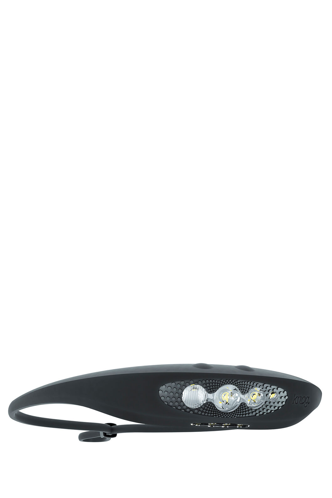 Knog Bilby Rechargeable Headlamp — 400 Lumens, Black, hi-res