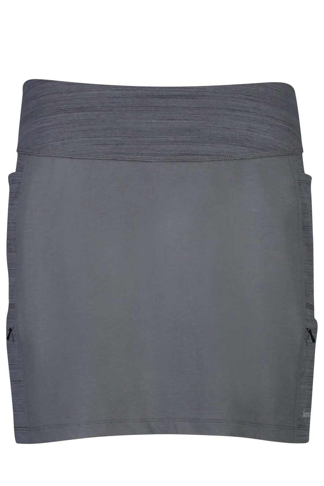 Macpac There and Back Skirt - Women's, Asphalt, hi-res
