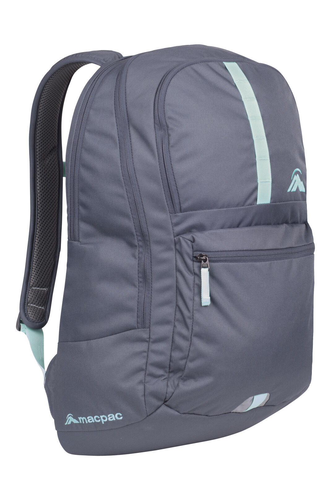 Macpac Campus 24L Day Pack, Turbulence/Ice Green, hi-res