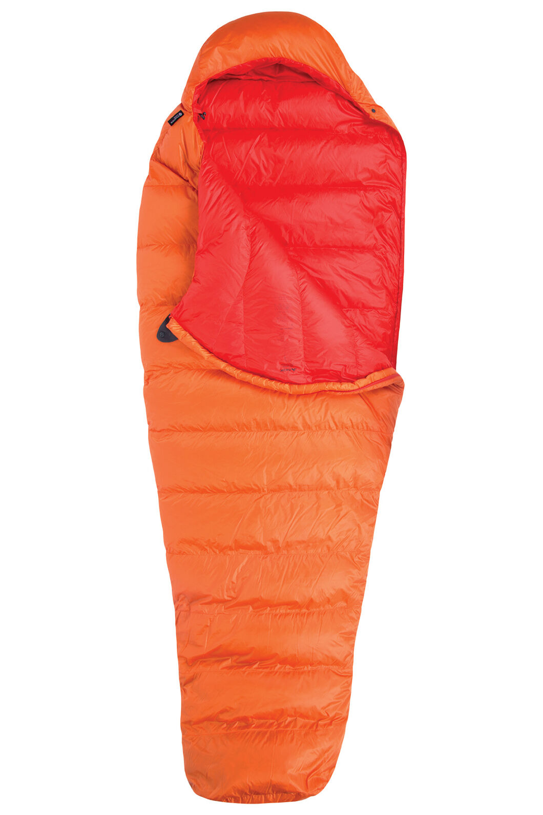 Epic HyperDRY™ Down 400 Sleeping Bag - Extra Large, Exuberance/ Indicator, hi-res
