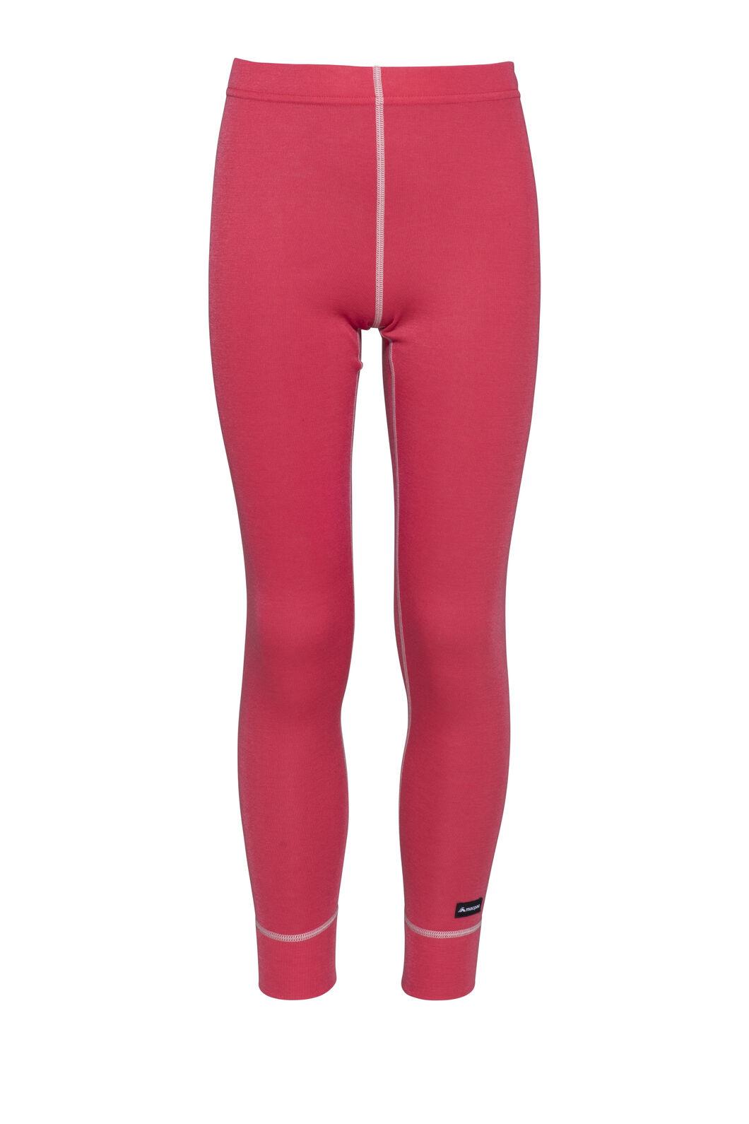 Macpac Geothermal Pants - Kids', Rouge Red, hi-res