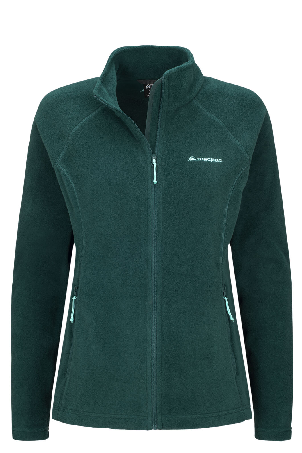 Macpac Tui Polartec® Micro Fleece® Jacket — Women's, Reflecting Pond, hi-res