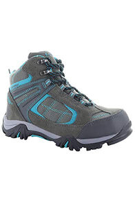 Hi-Tec Altitude VI Lite WP Boots — Kids', Charcoal/Tile Blue, hi-res