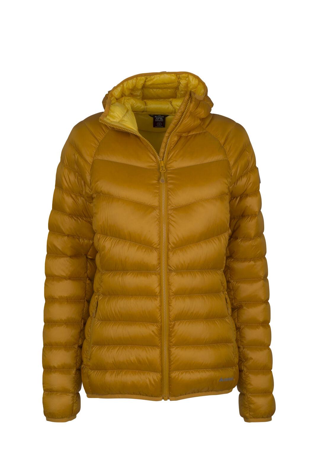 Macpac Mercury Down Jacket - Women's, Golden Yellow, hi-res