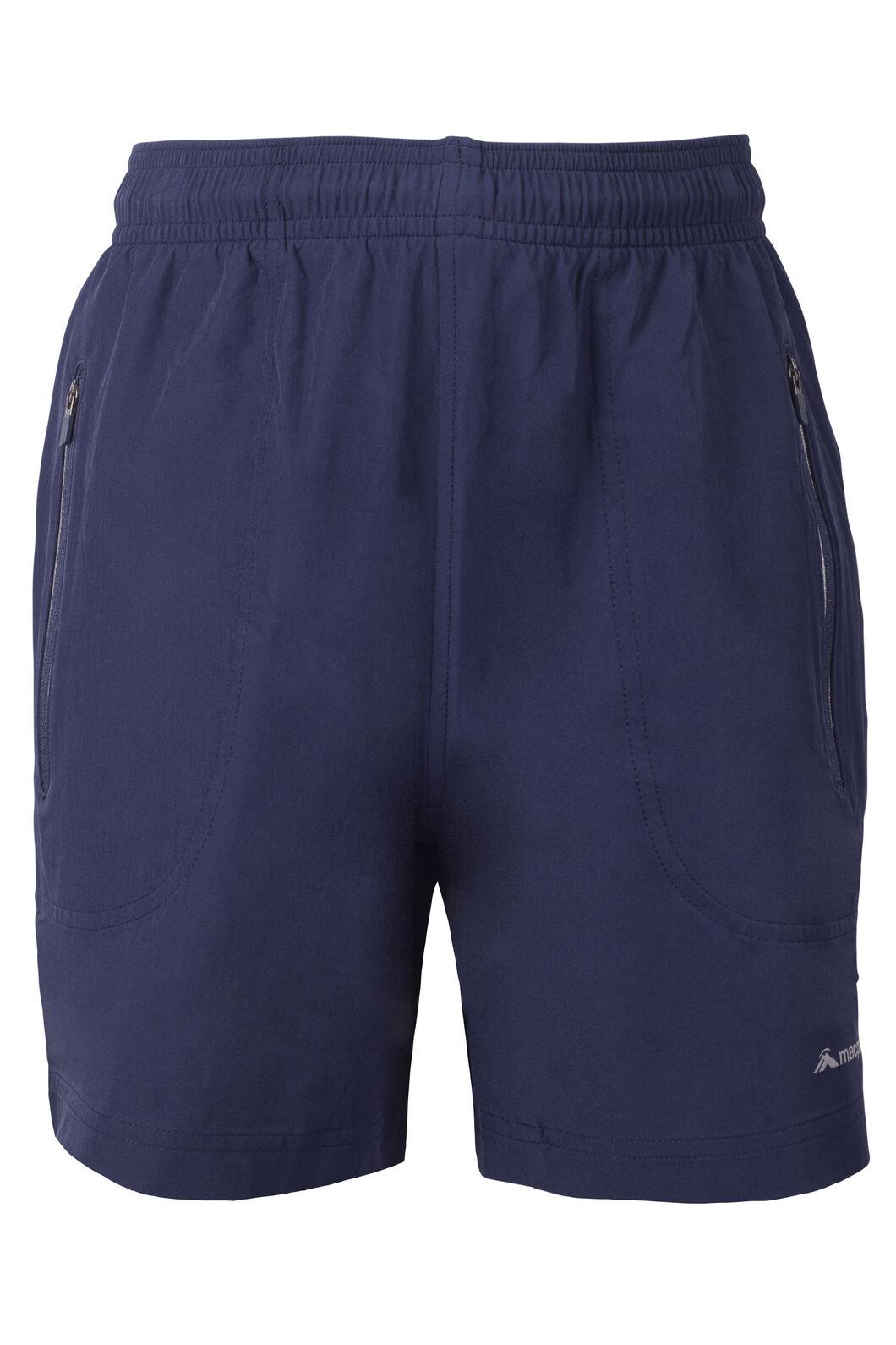 Fast Track Shorts - Kids', Black Iris, hi-res