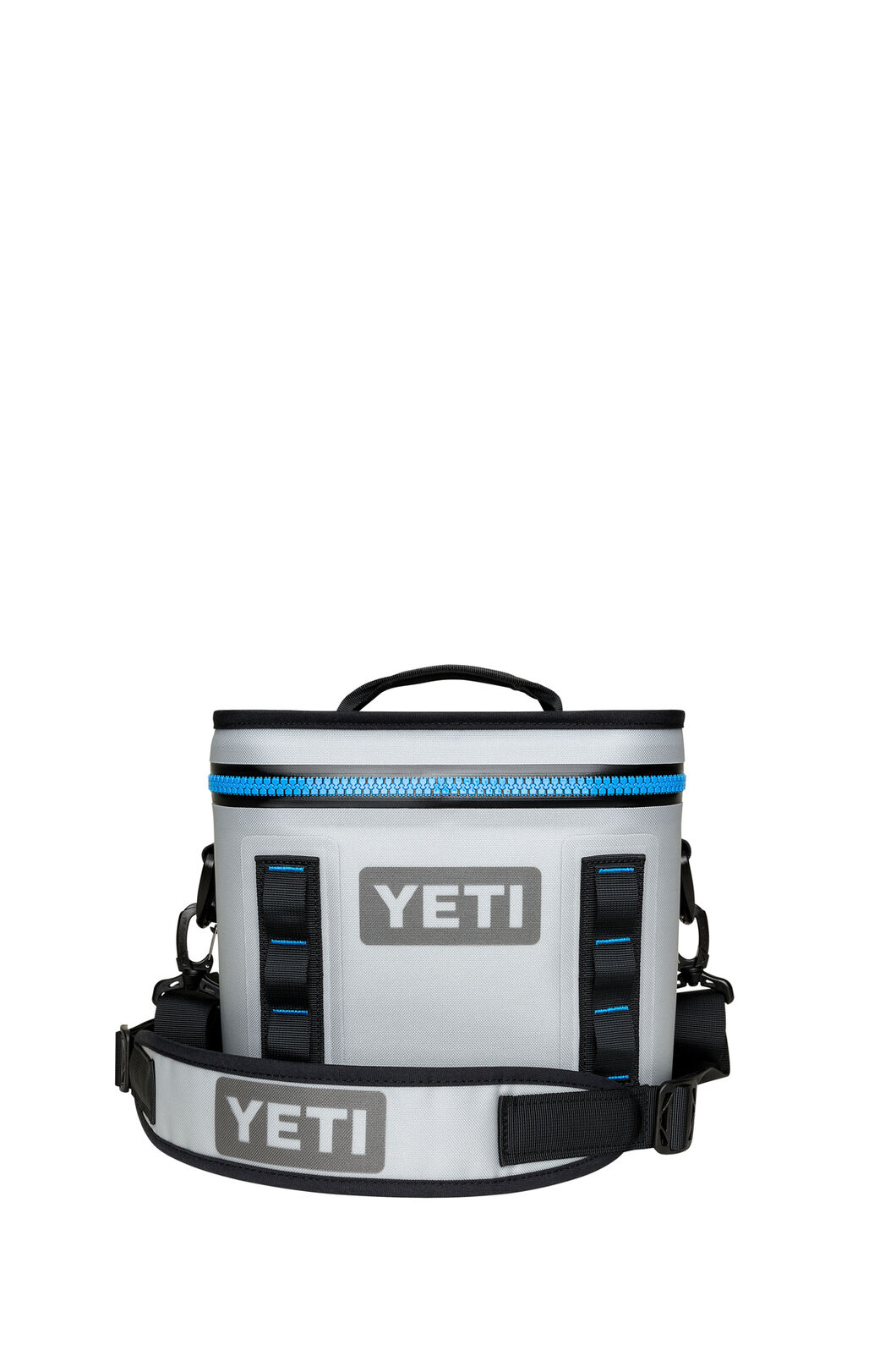Yeti Hopper Flip 8 Soft Cooler, Fog Grey, hi-res