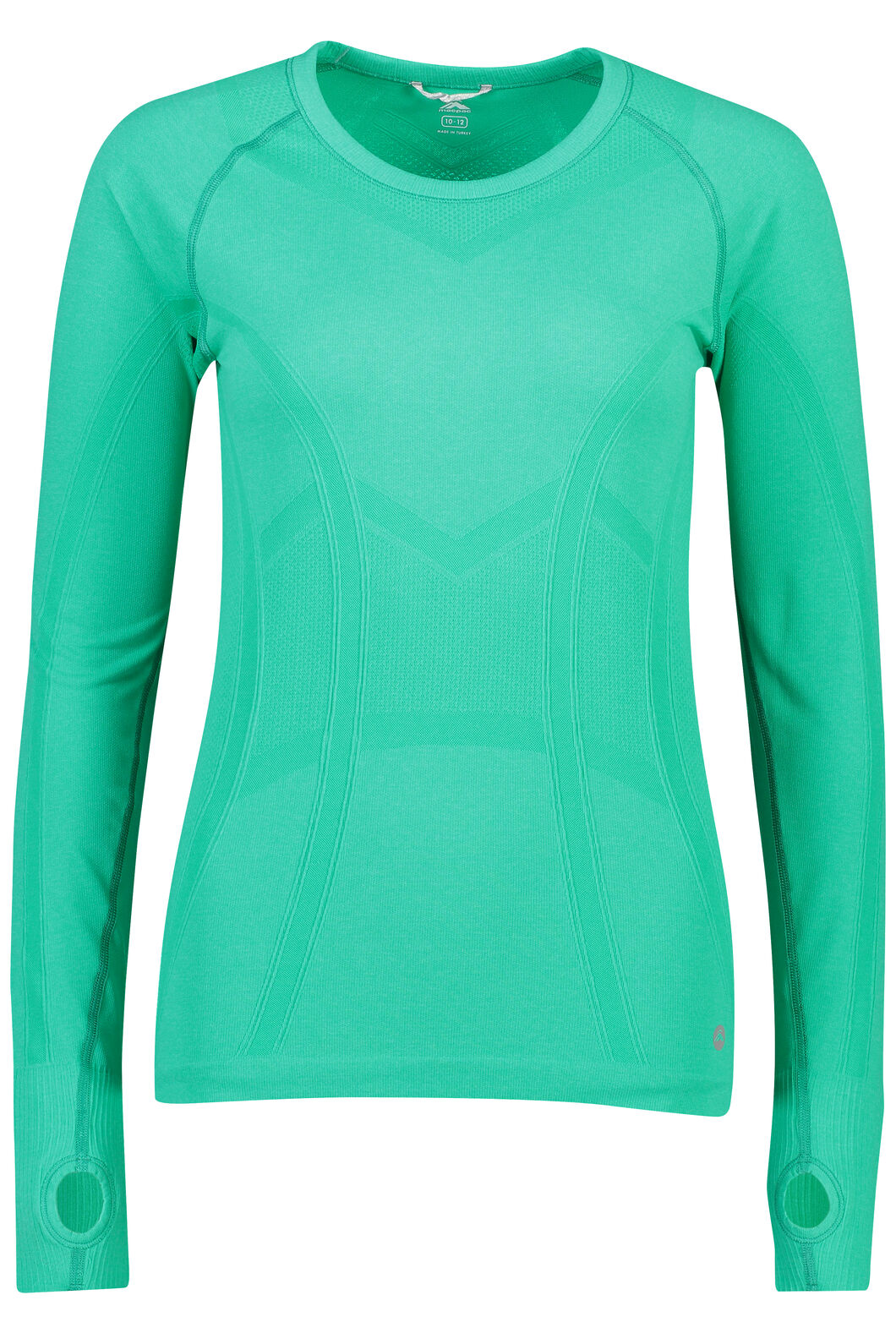 Limitless Long Sleeve Tee - Women's, Deep Green, hi-res