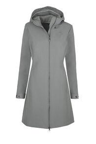 Macpac Chord Softshell Coat - Women's, Monument, hi-res