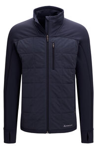 Macpac Accelerate PrimaLoft® Fleece Jacket — Men's, BLUE NIGHTS, hi-res