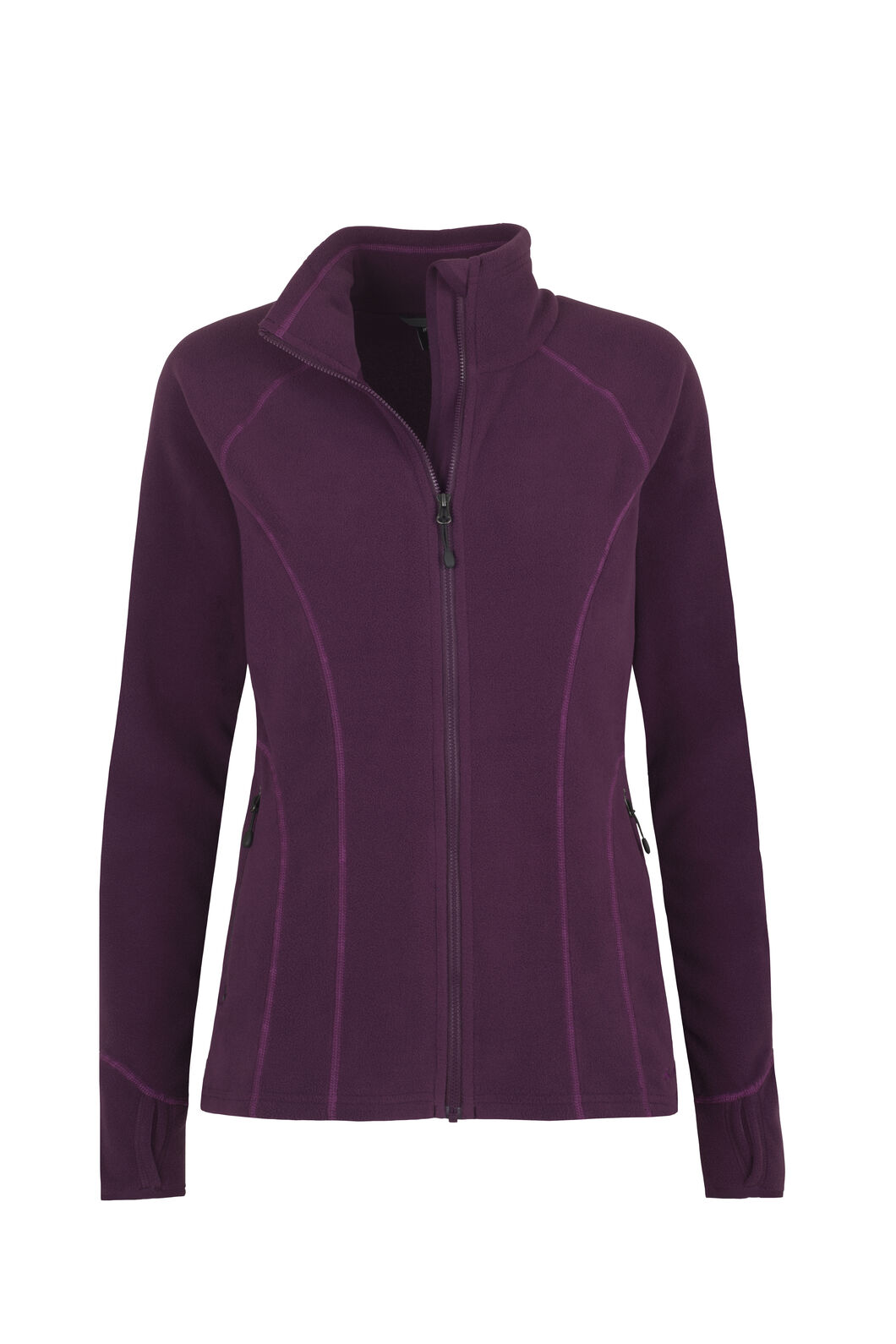 Macpac Kea Polartec® Micro Fleece® Jacket - Women's, Potent Purple, hi-res