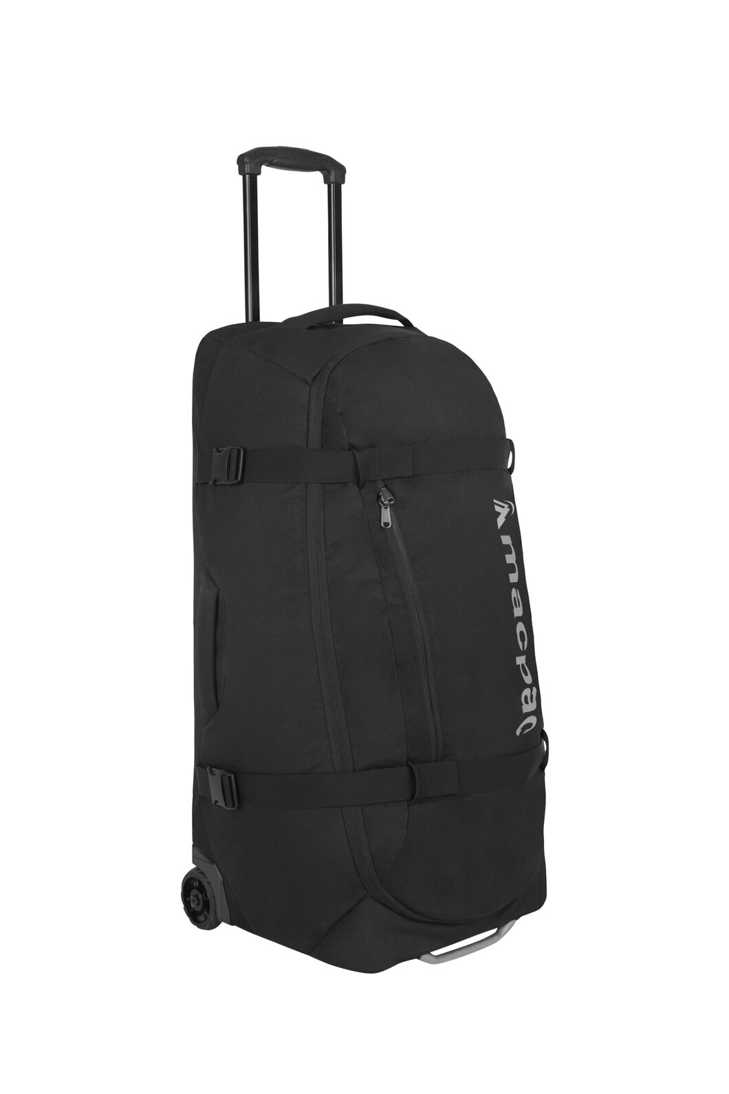 Macpac Global 80L Travel Bag, Black, hi-res