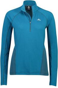 Macpac Casswell Long Sleeve Shirt - Women's, Ocean Depths, hi-res
