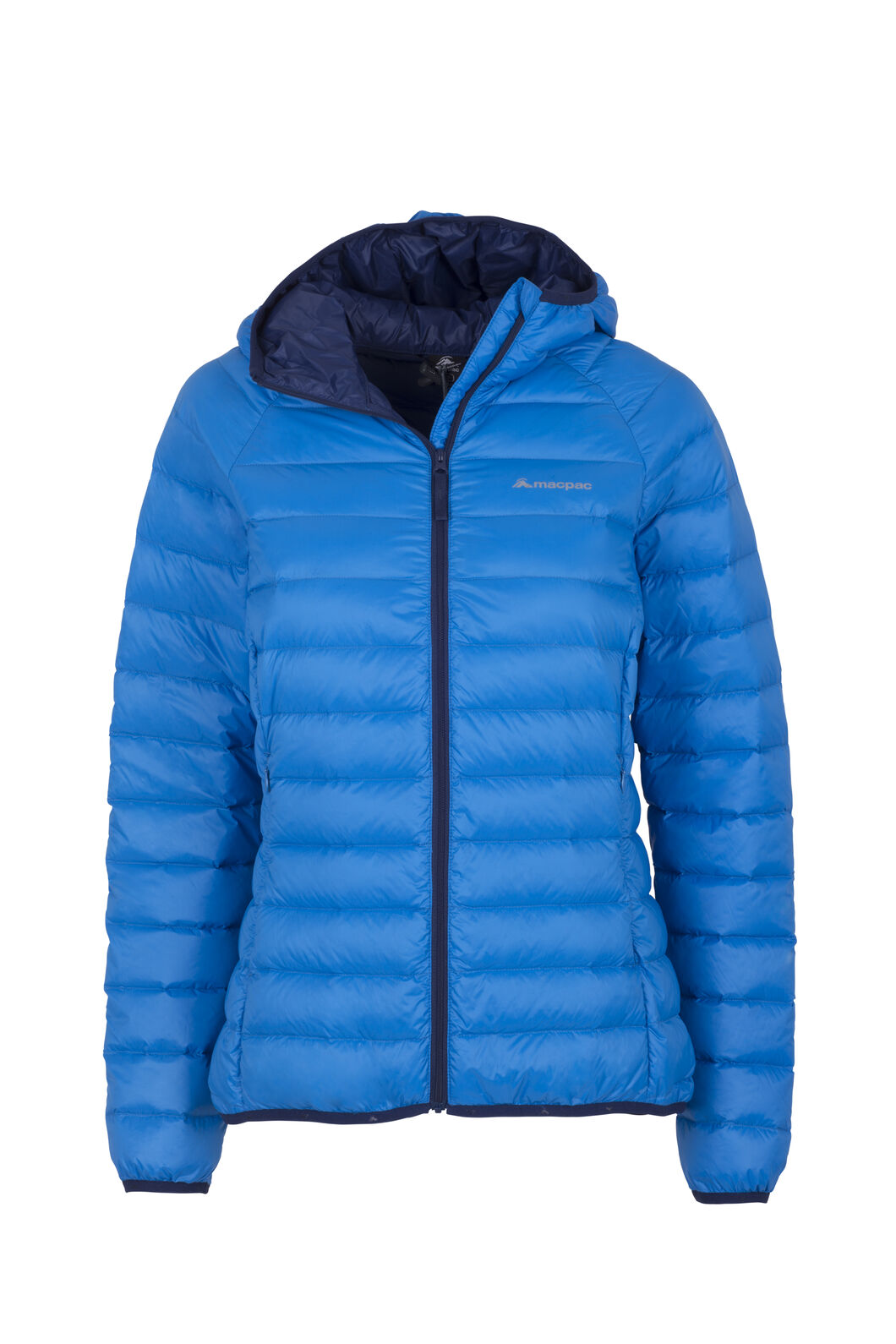 Macpac Uber Light Hooded Jacket - Women's, Directoire, hi-res