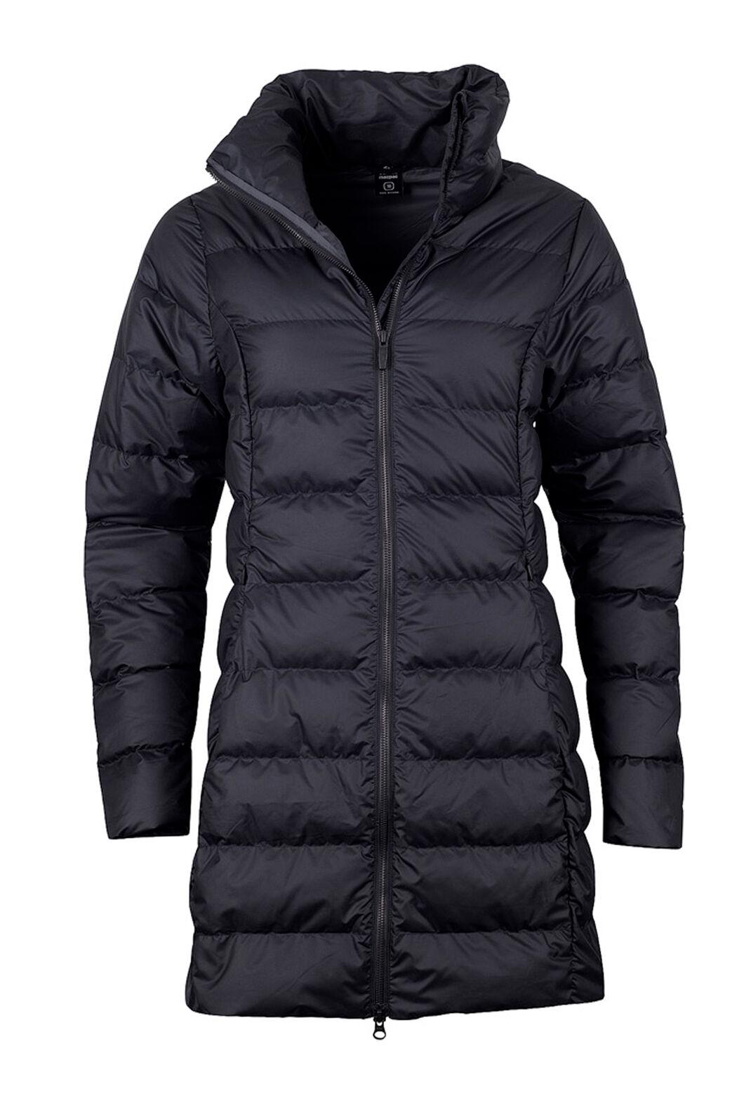 Macpac Women's Demi Down Coat, Black, hi-res