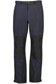 Macpac Gauge Rain Pants - Men's, Black, hi-res