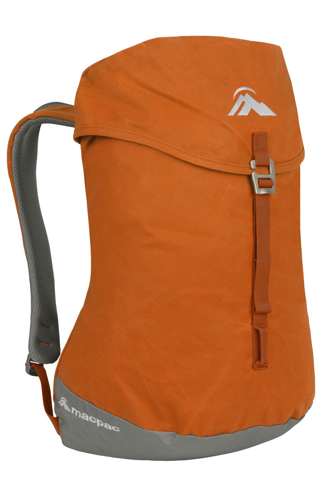 Macpac Packable Weka 20L AzTec® Pack, Marmalade, hi-res