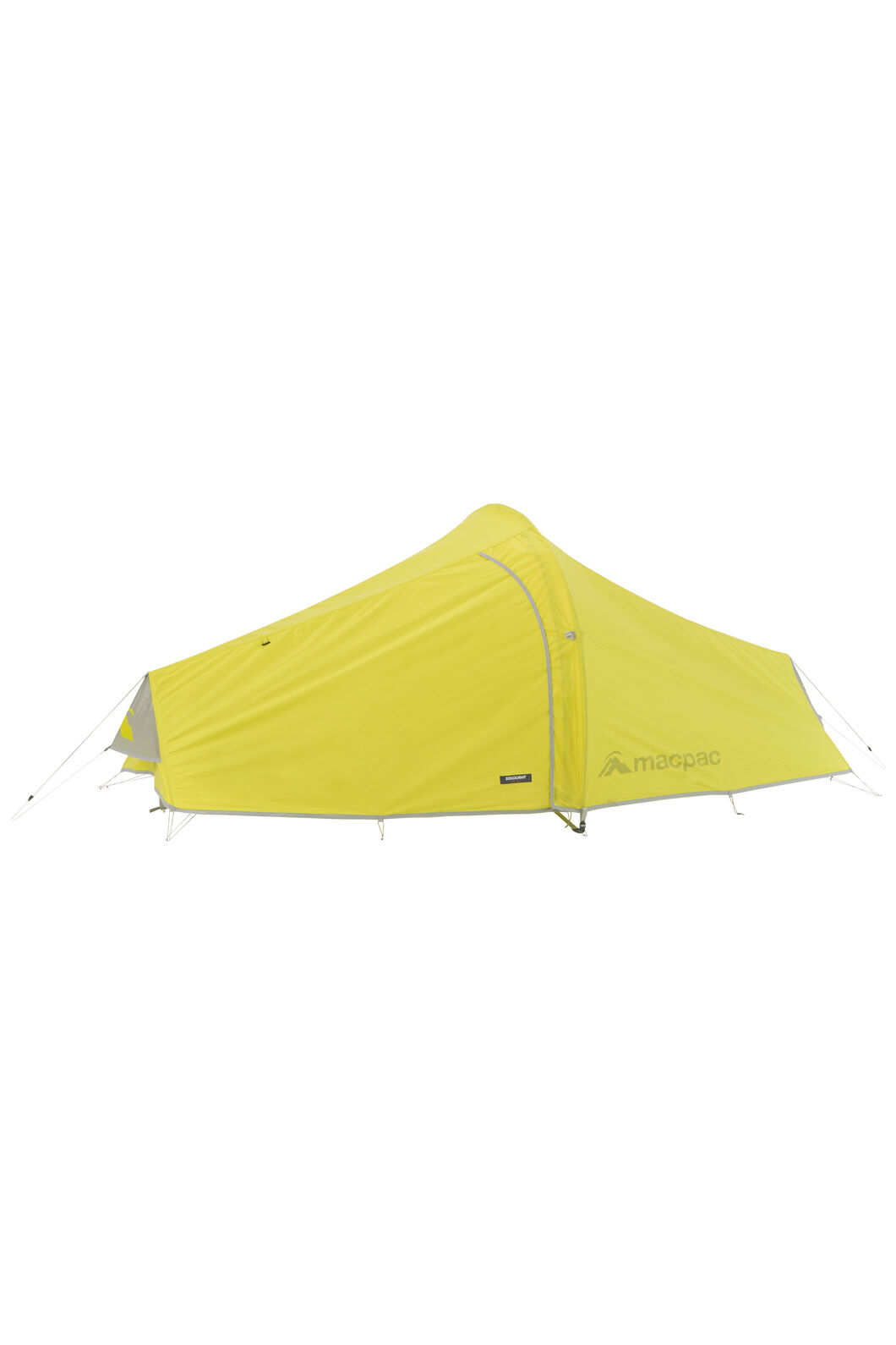 Macpac Sololight Hiking Tent — One Person, Citronelle, hi-res
