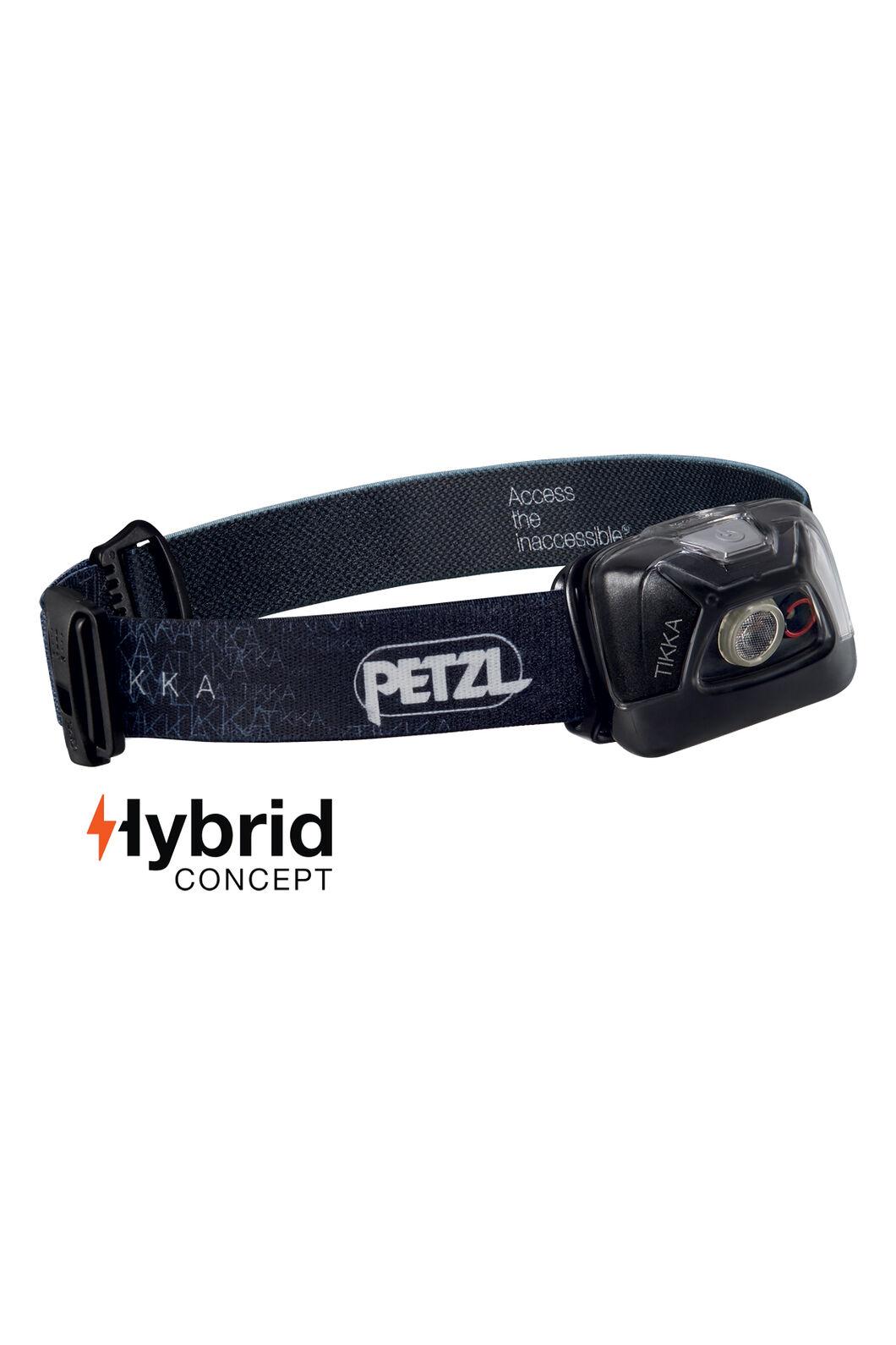 Petzl Tikka Headlamp, Black, hi-res
