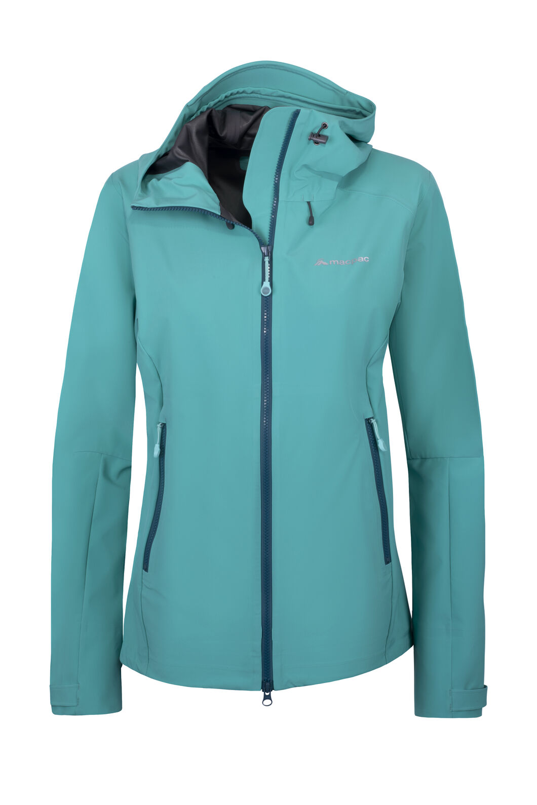 Macpac Fitzroy Alpine Series Softshell Jacket — Women's, Columbia, hi-res