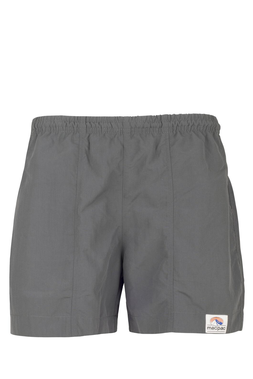 Macpac Winger Shorts - Women's, Asphalt, hi-res