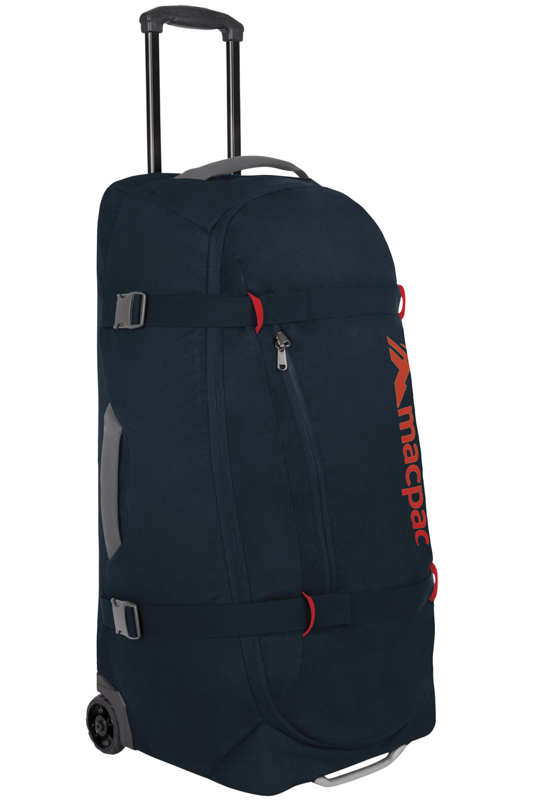 Macpac Global 55L Travel Bag, Carbon, hi-res