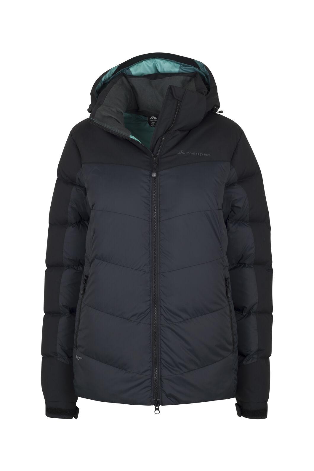 Macpac Ember HyperDRY™ Down Jacket — Women's, Black, hi-res