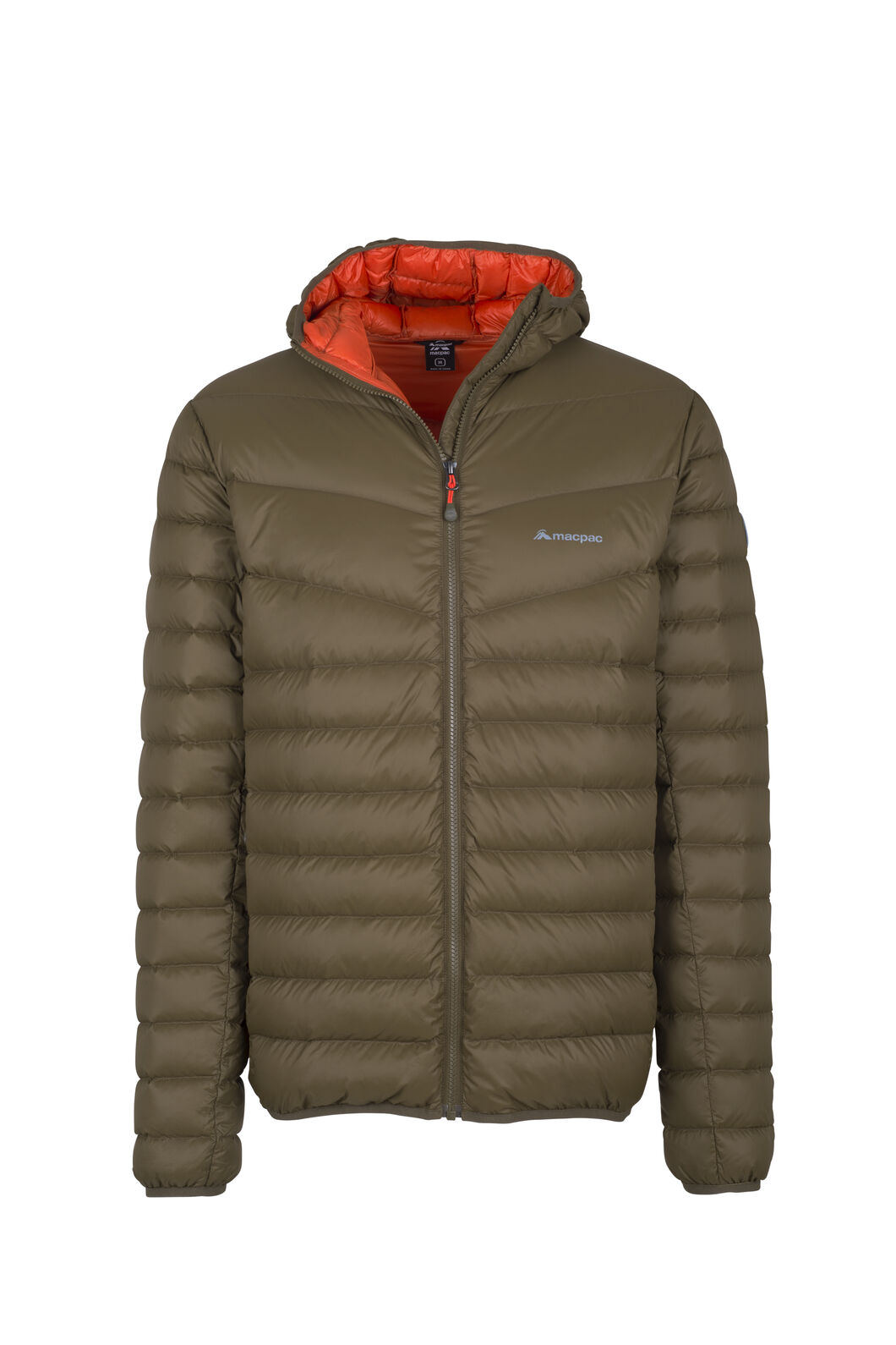 Macpac Mercury Down Jacket - Men's, Military Olive, hi-res