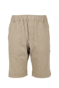 Macpac Piha Shorts - Kids', Covert Green, hi-res