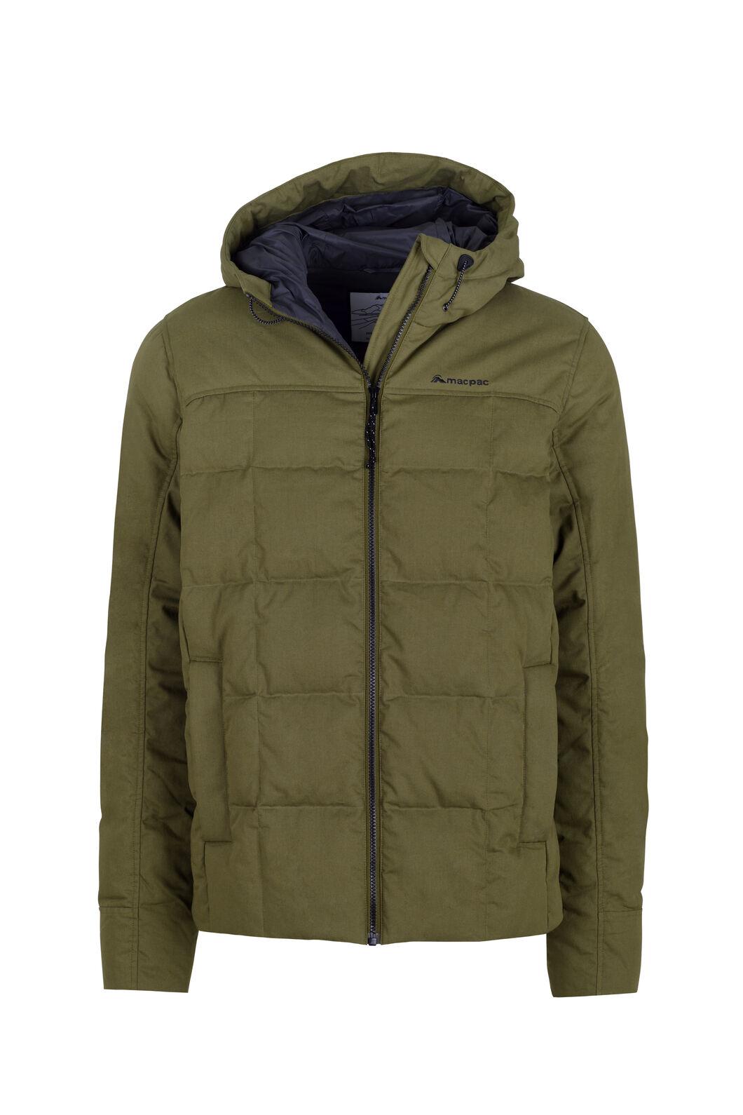Macpac Fusion Jacket -Men's, Military Olive, hi-res