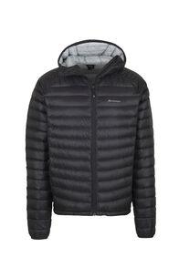 Macpac Icefall HyperDRY™ Hooded Jacket - Men's, Black, hi-res