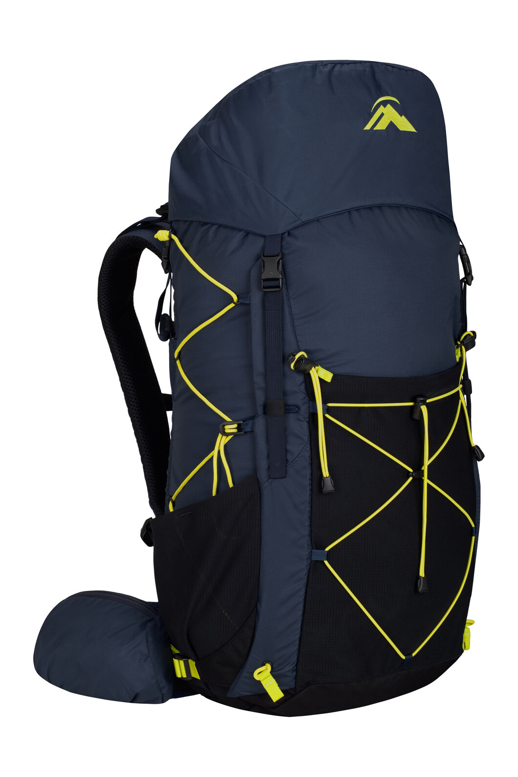 Macpac Fiord 1.1 40L Hiking Pack, Black Iris, hi-res