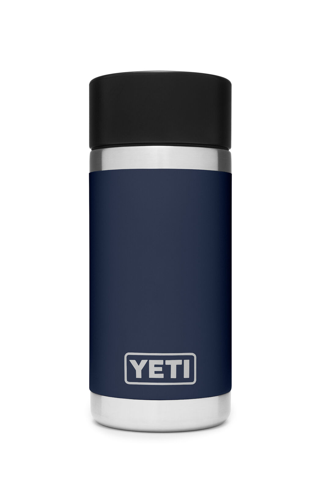 YETI® Rambler 12 oz Bottle — 355 ml, Navy, hi-res