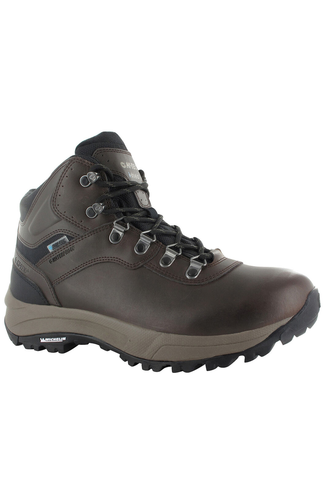 Hi-Tec Altitude VI I WP Boots - Men's, Dark Chocolate, hi-res
