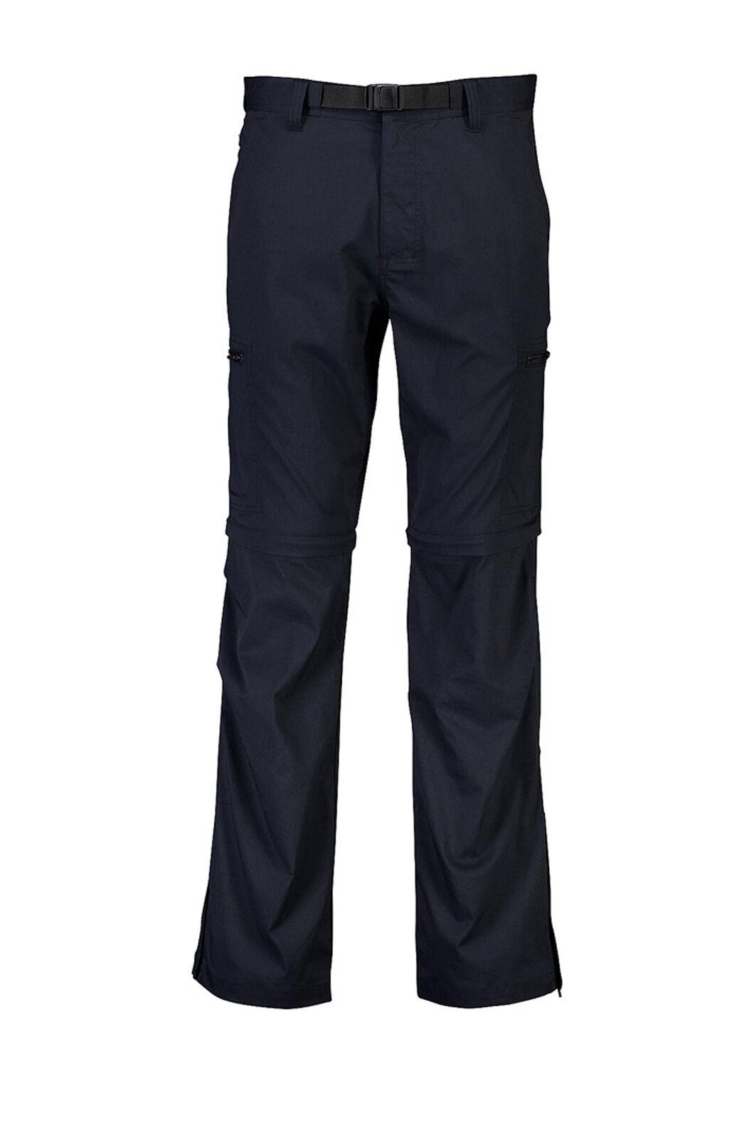 Macpac Rockover Convertible Pants — Women's, Black, hi-res