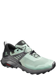 Salomon X Raise GTX Hiking Shoes — Women's, Green/Black/Magnet, hi-res