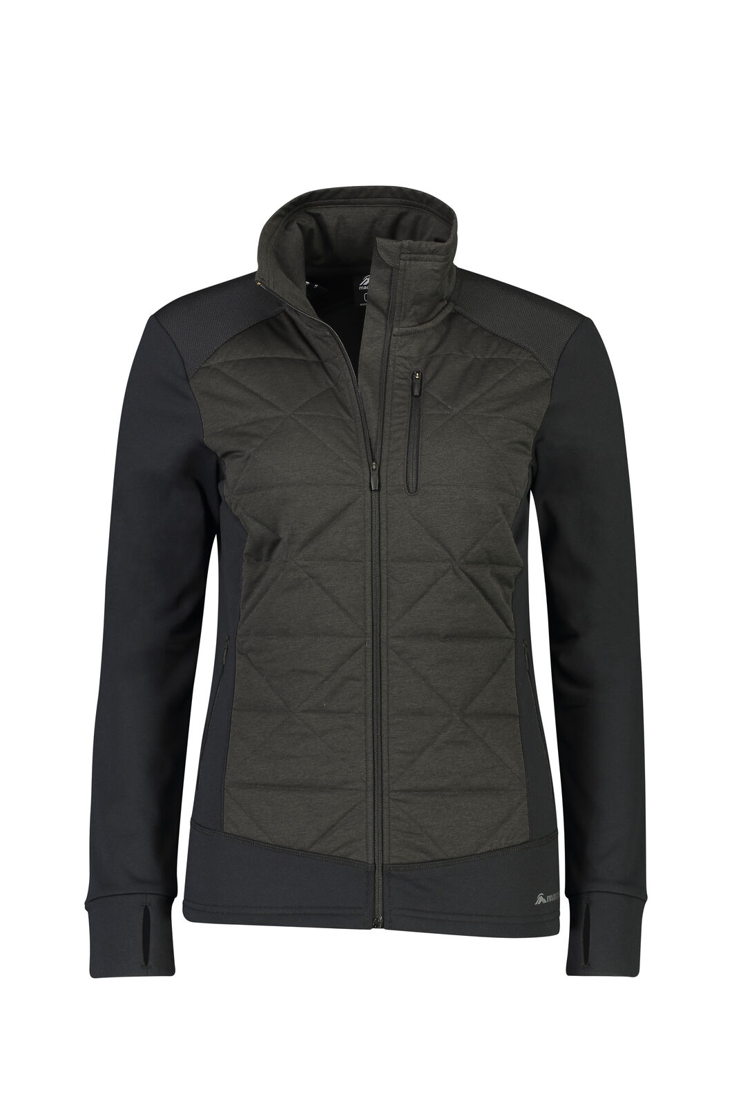 Macpac Accelerate PrimaLoft® Fleece Jacket — Women's, Black, hi-res